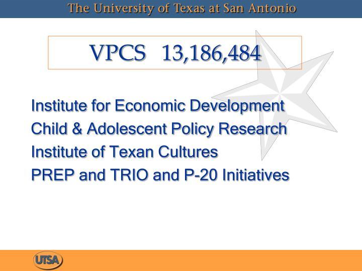 VPCS13,186,484