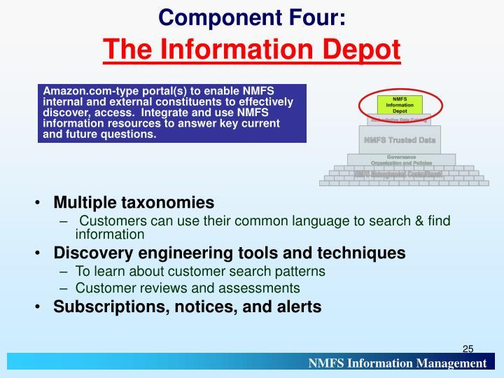 Component Four: