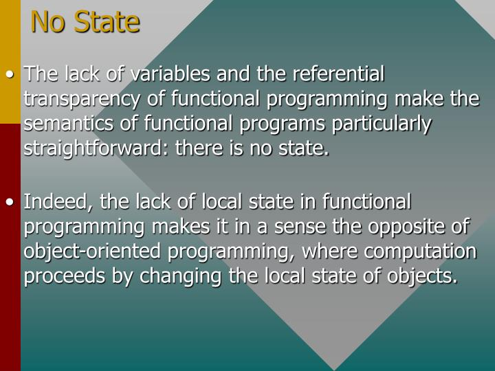 No State