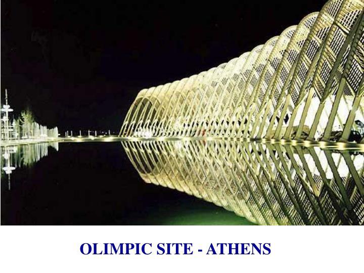 OLIMPIC SITE - ATHENS