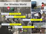 our wireless world