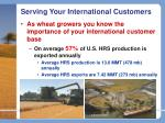 serving your international customers
