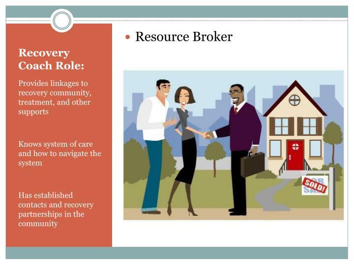 Resource Broker