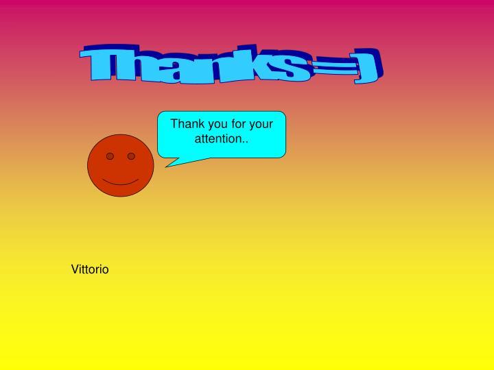 Thanks =)
