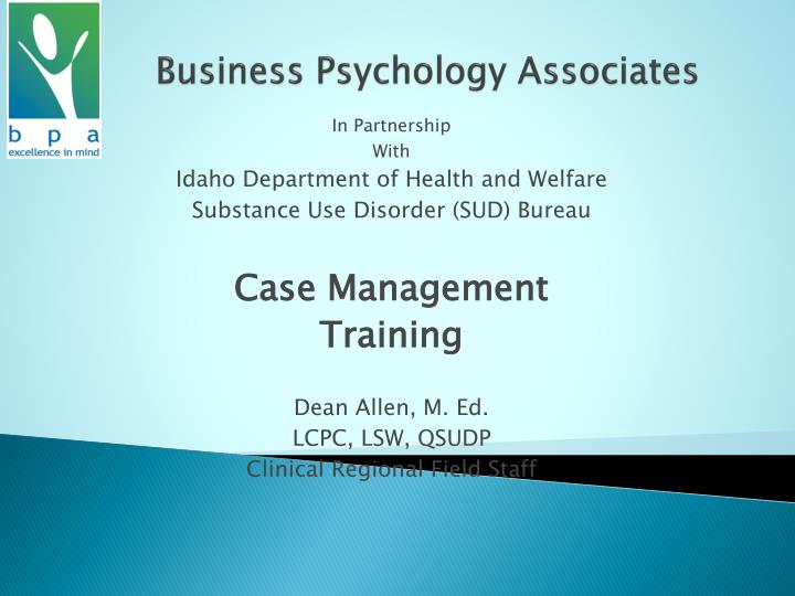 Business psychology associates