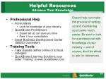 helpful resources advance your knowledge