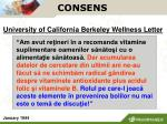 consens