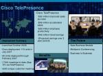 cisco telepresence
