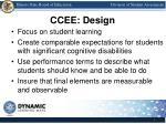 ccee design