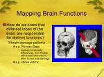 mapping brain functions