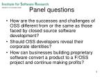 panel questions2