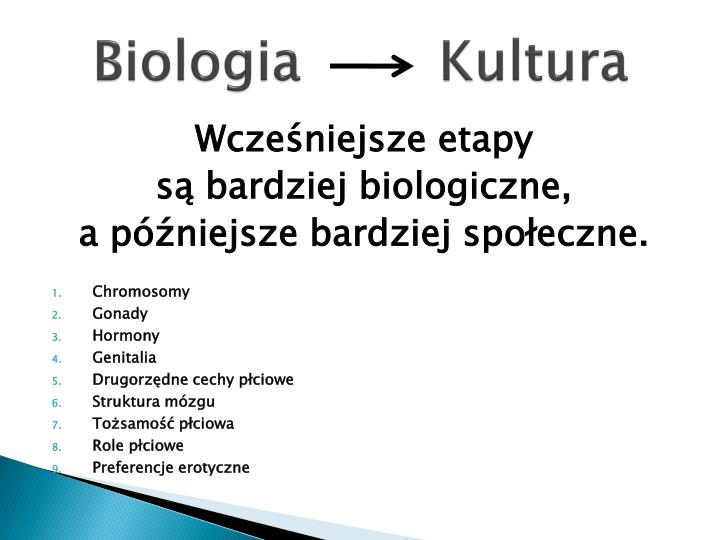 Biologia        Kultura