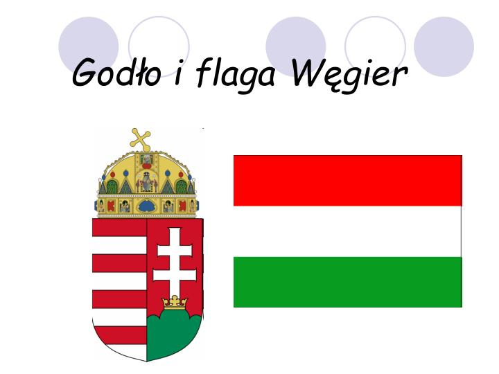 Godło i flaga Węgier