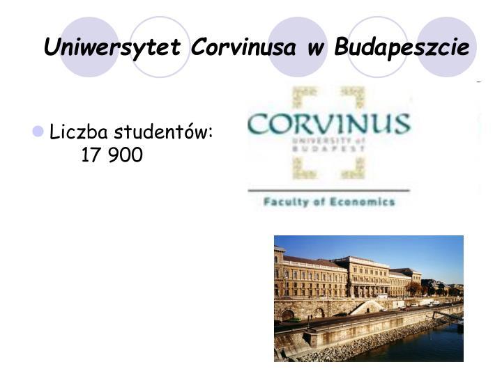 Uniwersytet Corvinusa w Budapeszcie