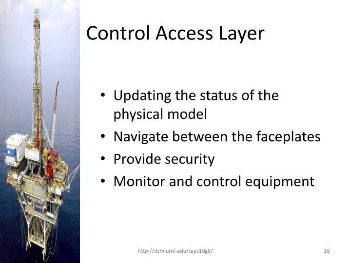 Control Access Layer