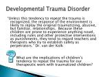 developmental trauma disorder2