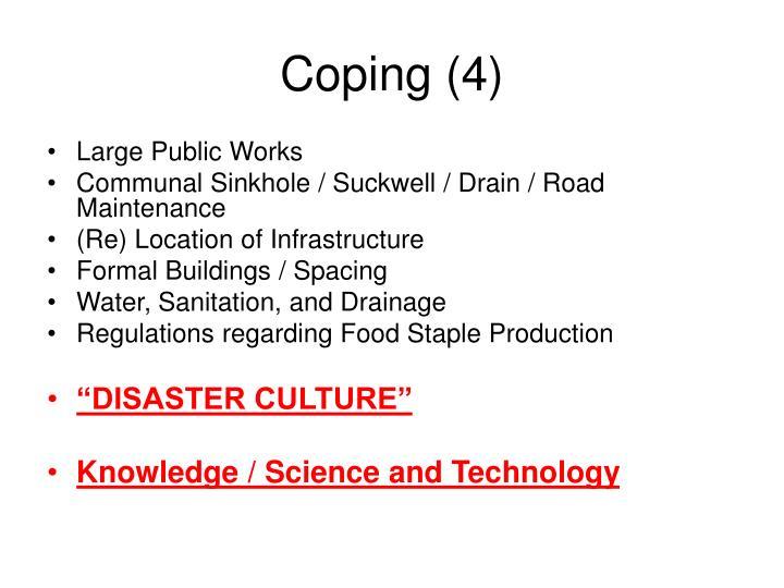 Coping (4)