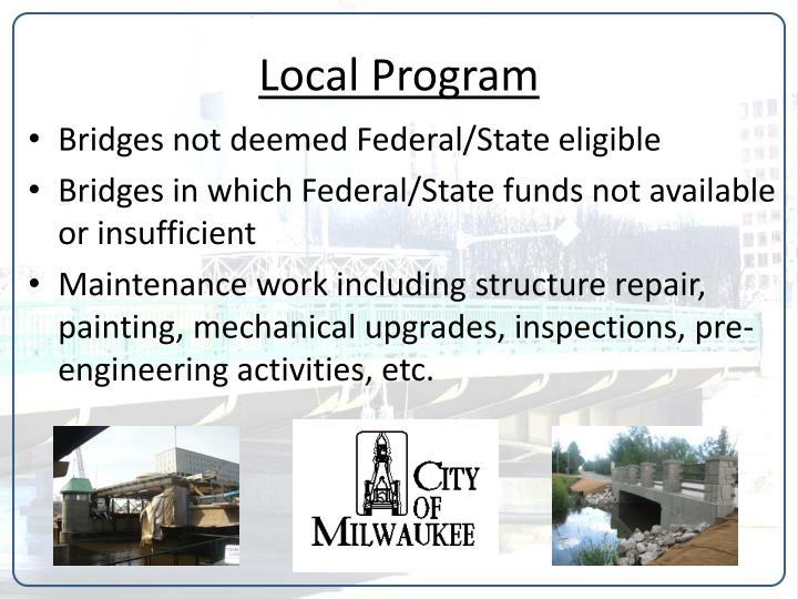 Local Program