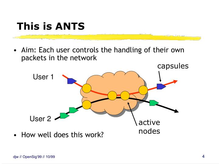 This is ANTS