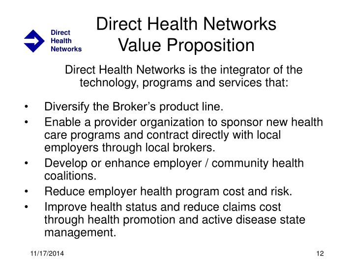 Direct Health Networks