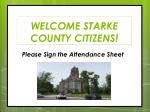 welcome starke county citizens