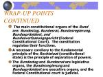 wrap up points continued1