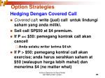 option strategies1