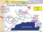 sample siting plan3
