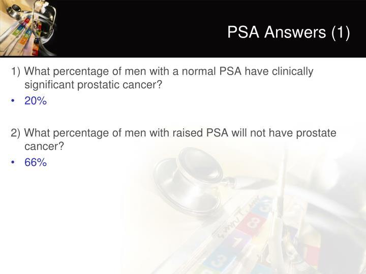 PSA Answers (1)
