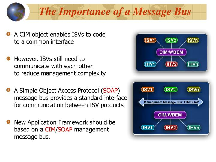 The Importance of a Message Bus