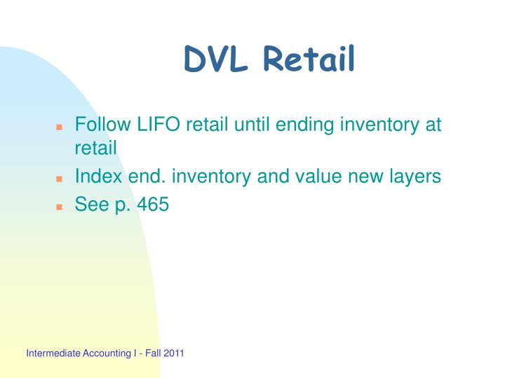 DVL Retail