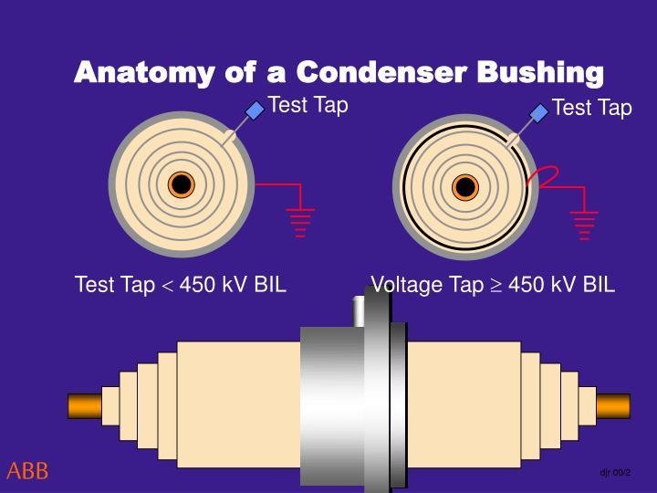 Anatomy of a Condenser Bushing