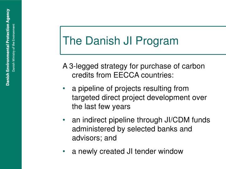 The Danish JI Program
