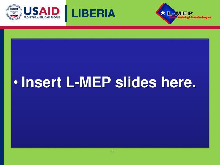 L-MEP