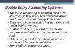 double entry accounting system 1