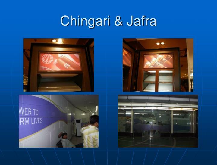 Chingari & Jafra