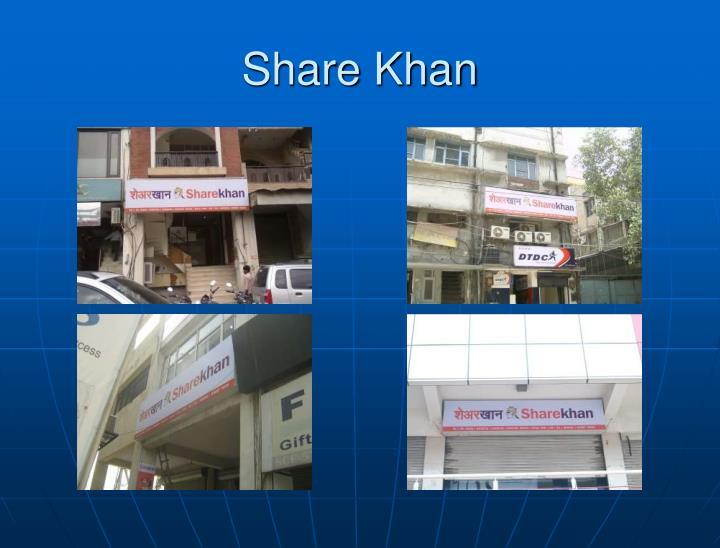 Share Khan