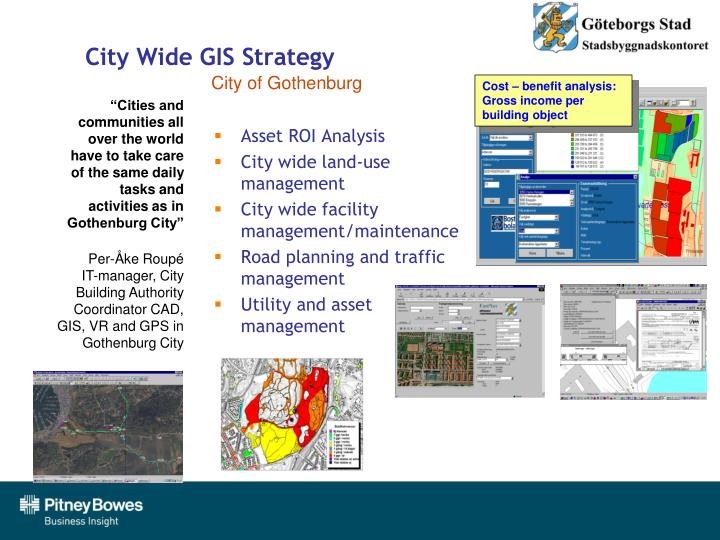 City Wide GIS Strategy