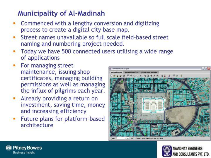 Municipality of Al-Madinah