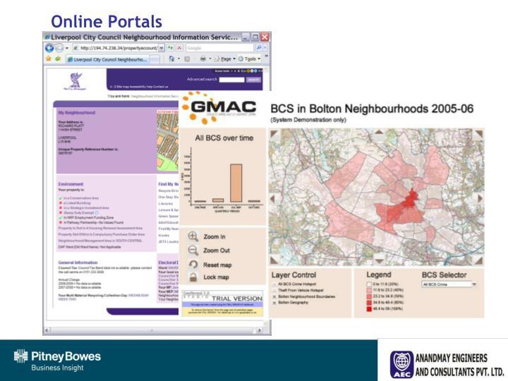 Online Portals