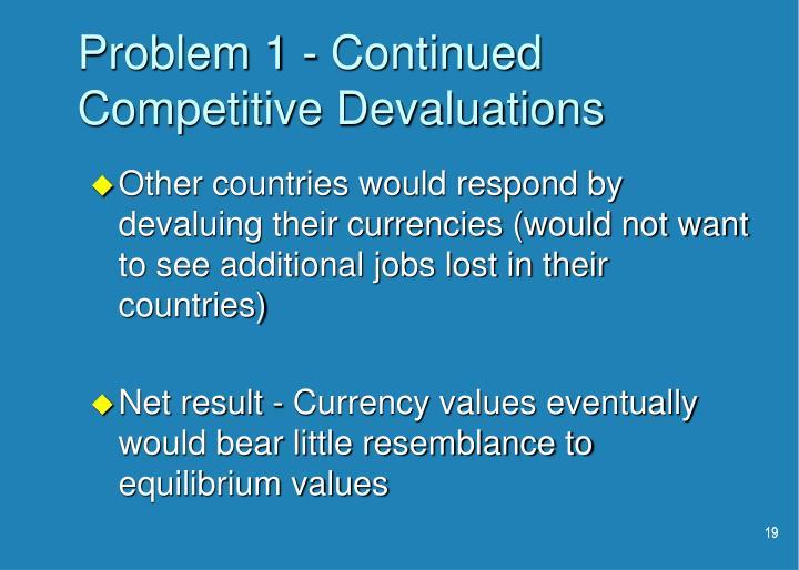 Problem 1 - Continued