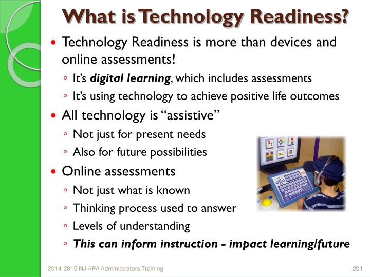 What is Technology Readiness?
