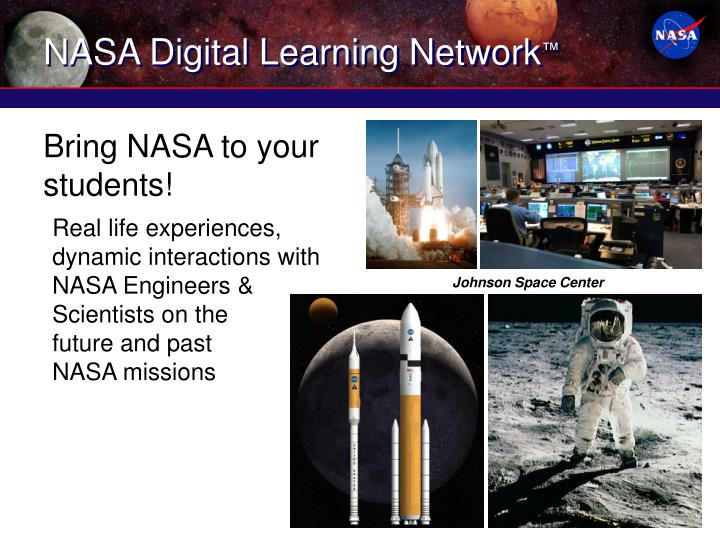NASA Digital Learning Network