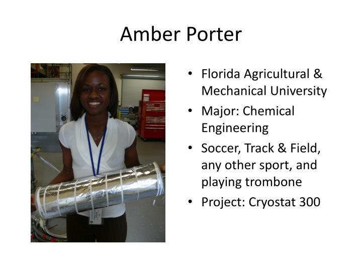 Amber Porter