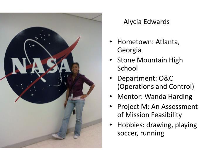 Alycia Edwards