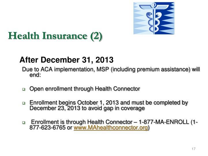 Health Insurance (2)