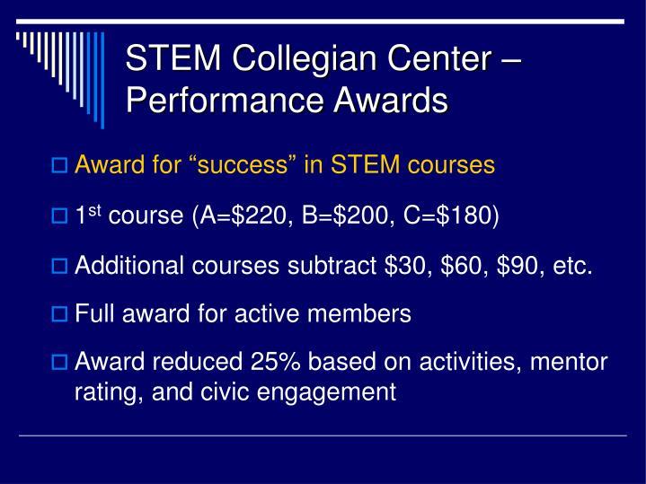 STEM Collegian Center