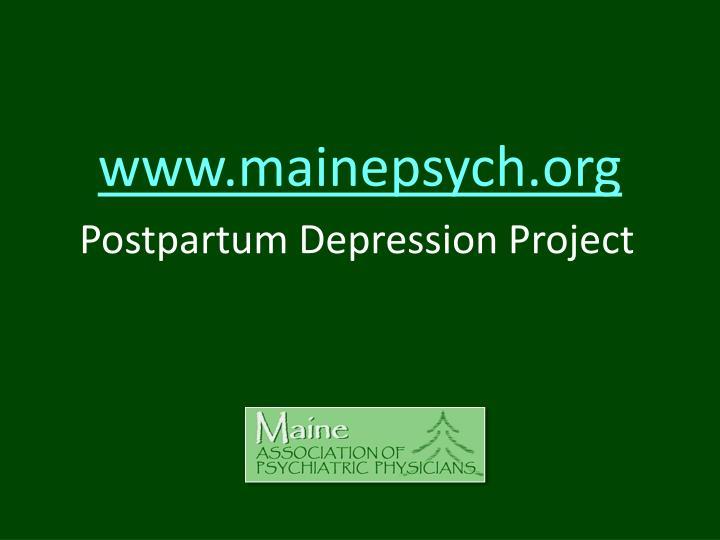 www.mainepsych.org