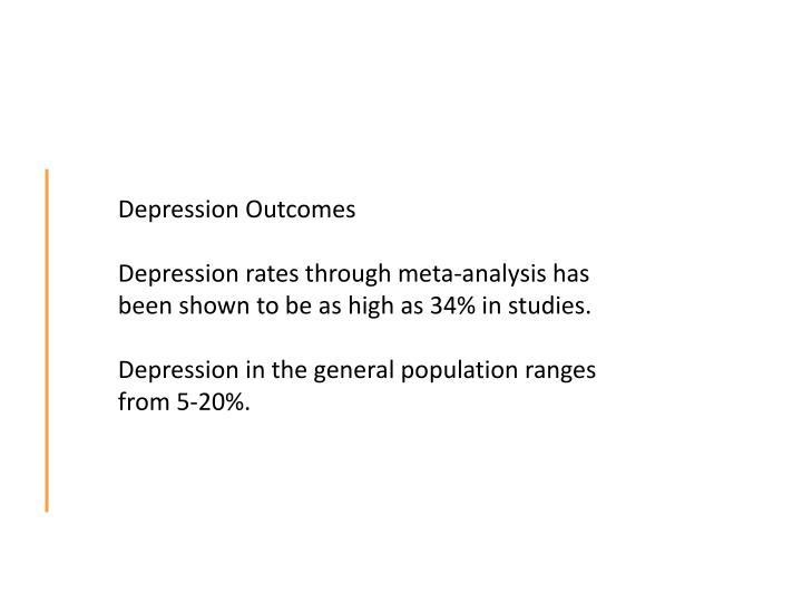 Depression Outcomes