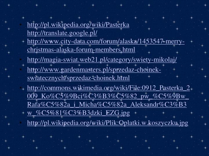 http://pl.wikipedia.org/wiki/Pasterka